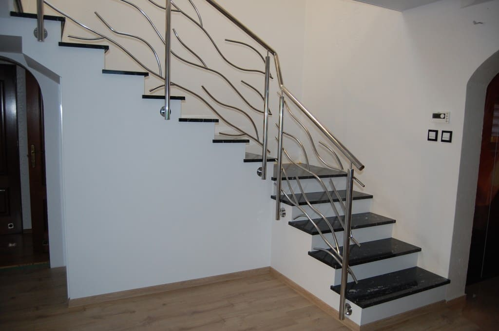 Blog - How to look after granite stairs?