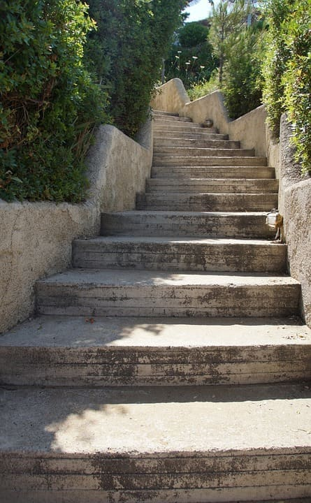 How to look after granite stairs?