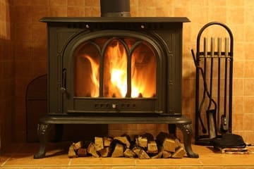 How to choose a nominal heating output of fireplaces with water jack