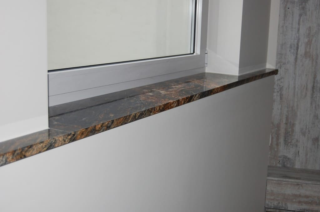 Blog - How to install a conglomerate window sill?