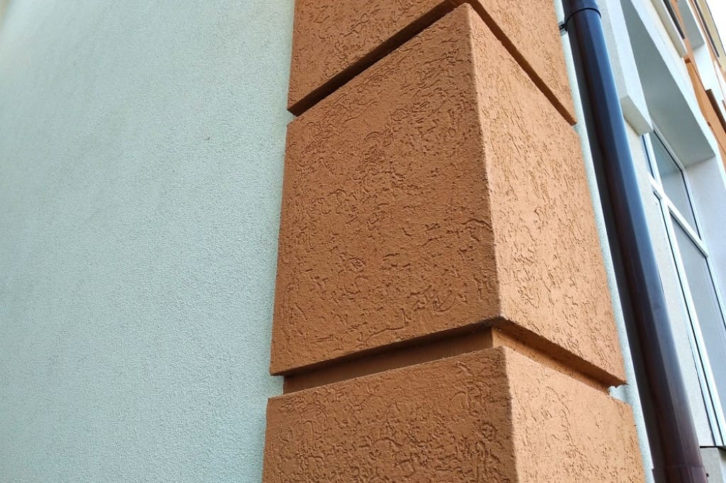 Blog - Sandstone as the material for elevations